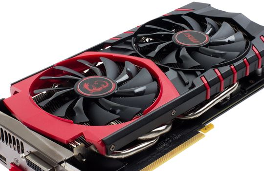 MSI GeForce GTX 980 Ti Gaming Twin Frozr.