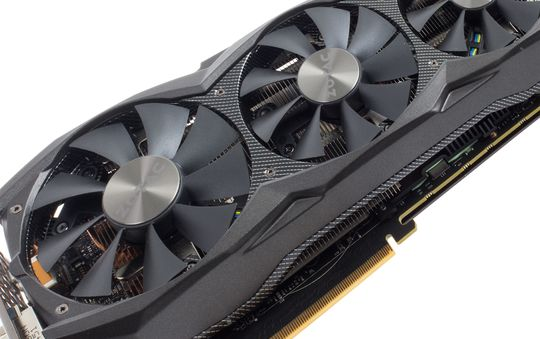 Zotac GeForce GTX 980 Ti amp! Edition.