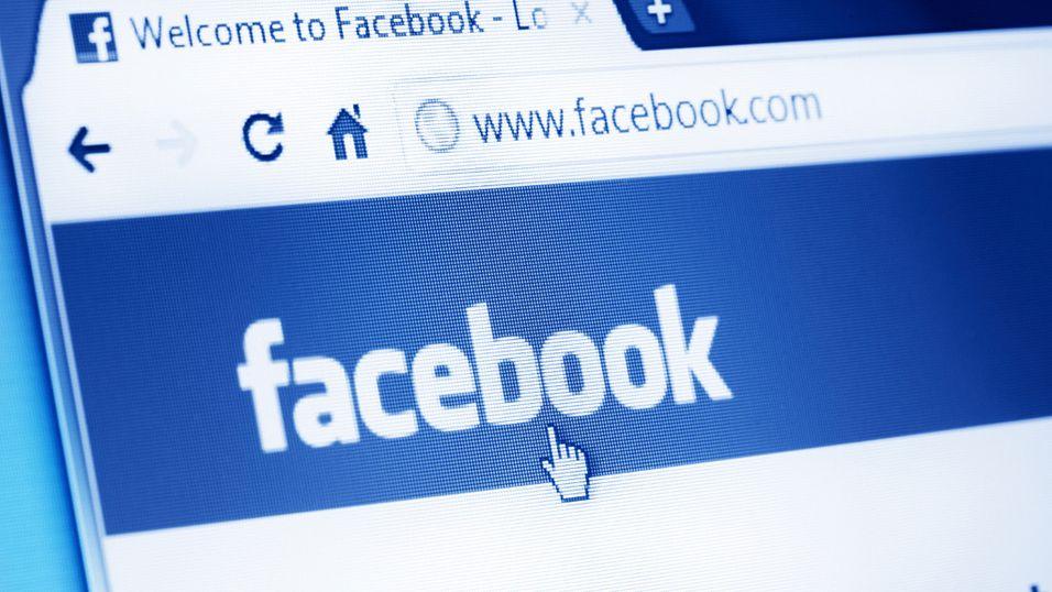 Facebook lager misliker-knapp