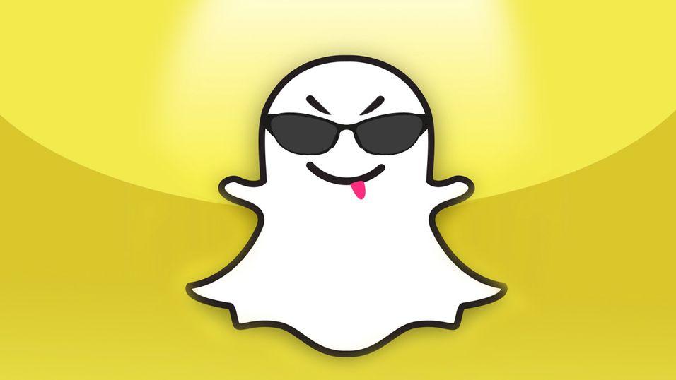 For åtte kroner kan du se en «snap» på nytt i Snapchat