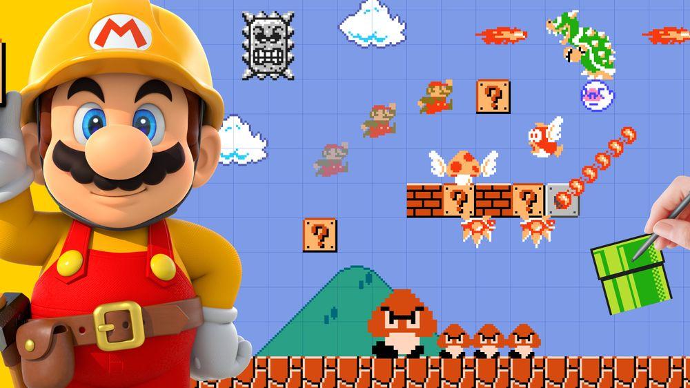 ANMELDELSE: Super Mario Maker