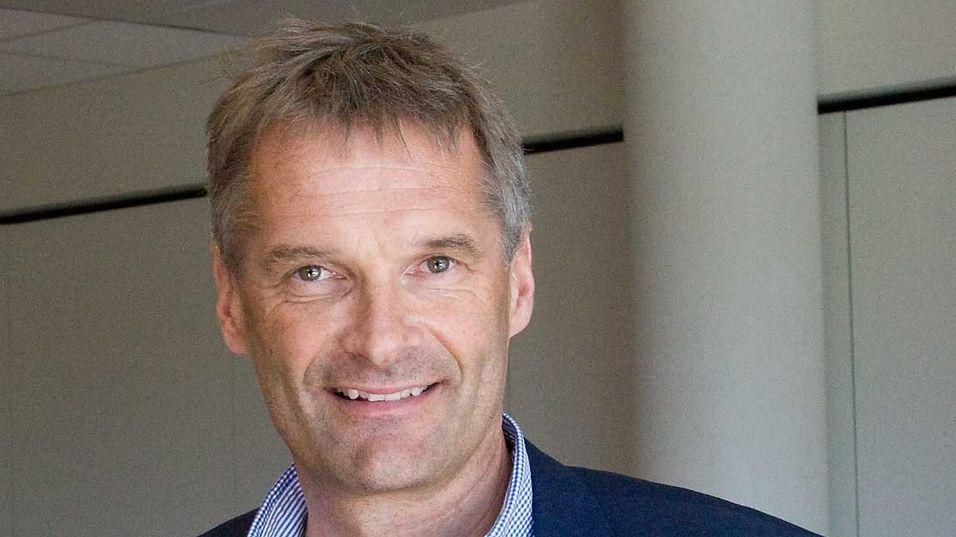 Abraham Foss har ledet Teliasonera Norge siden 1. juni. Nå har han redusert staben med rundt ti prosent.