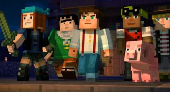 Minecraft: Story Mode lanseres i oktober