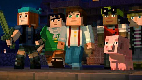 Denne gjengen vil gjerne utvide Minecraft-universet.