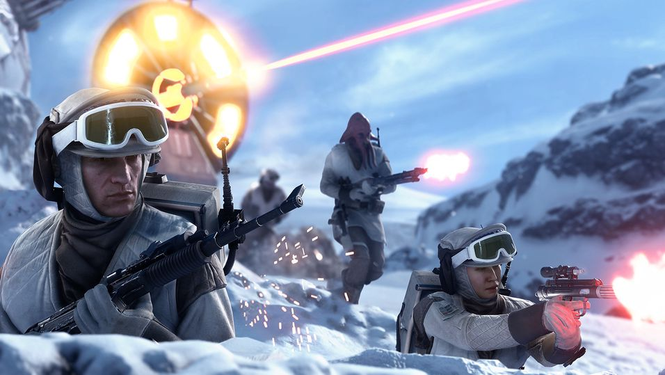 Så god PC må du ha for å kjøre Star Wars Battlefront