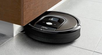 Nå har Roomba fått Wi-Fi