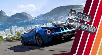 Forza Motorsport 6 står på planen for Rad Crew denne uken