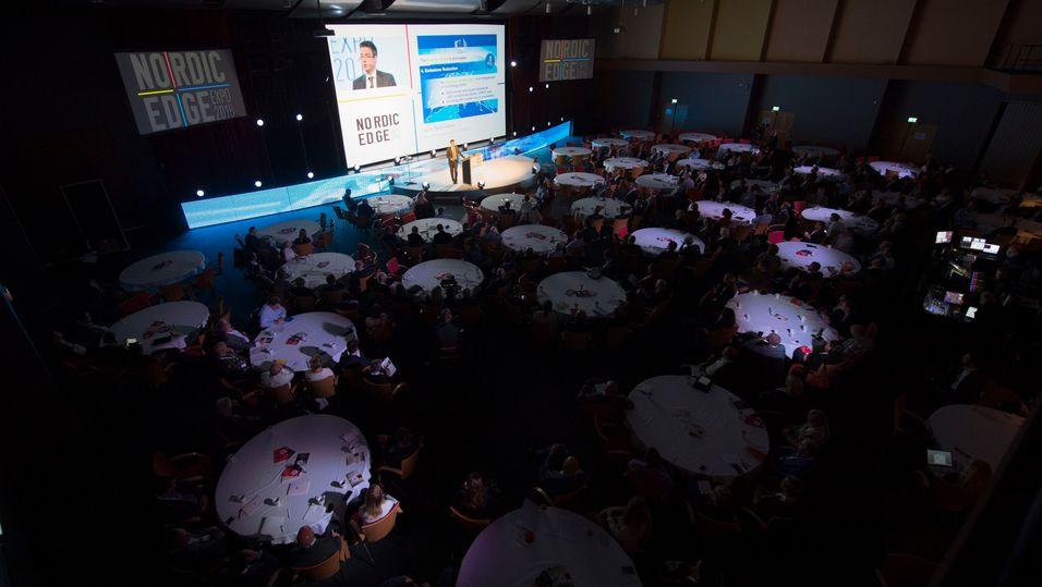 Nordic Edge Expo samler over 500 deltakere i to dager. Arrangøren sier dette bare er begynnelsen, og at konferansen skal bli en årlig begivenhet.