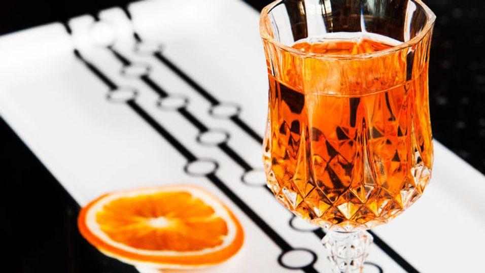 UKENS DRINK: Med denne drinken blir det høstkos