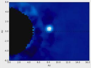 Dette er en planet som er 63 lysår unna jorden.
