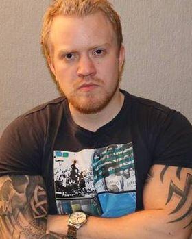 Henrik «Svettzor» Årdahl.