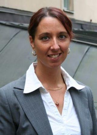 Susanne Persson i LG.
