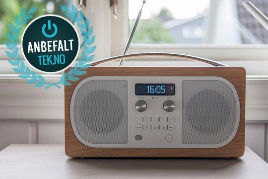 DAB-radioen Pure Evoke D6.