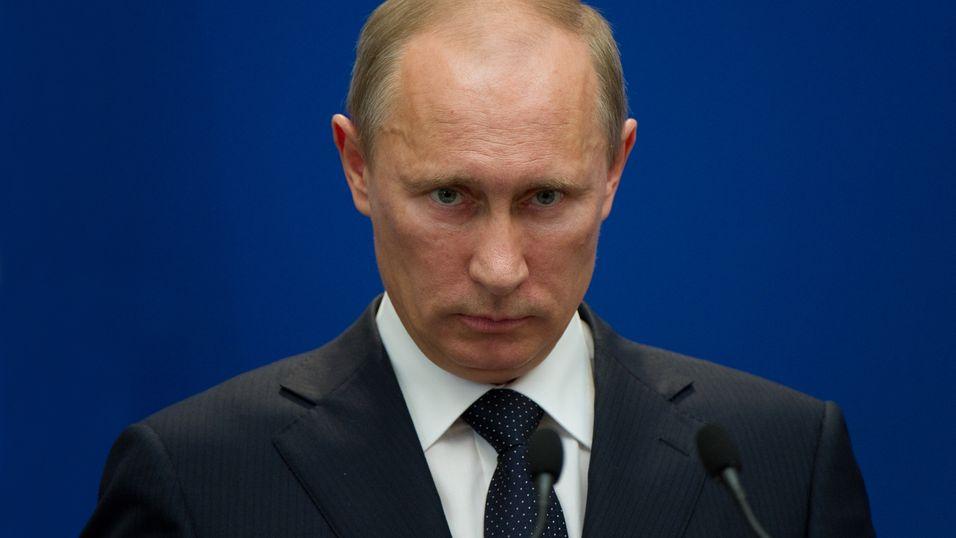 Russland, her ved president Vladimir Putin, mistenkes av sikkerhetsselskap for å stå bak omfattende cyber-spionasje.