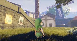 Slik kunne The Legend of Zelda: Ocarina of Time ha sett ut med dagens grafikk