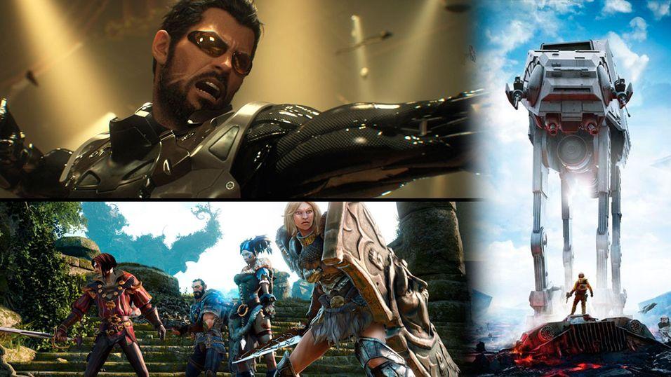 Snart kommer storspillene, og med støtte for DirectX 12 vil de flyte jevnere enn noen sinne.