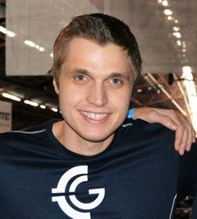 Sebastian «Boffen» Gsell i Celestial Gaming.