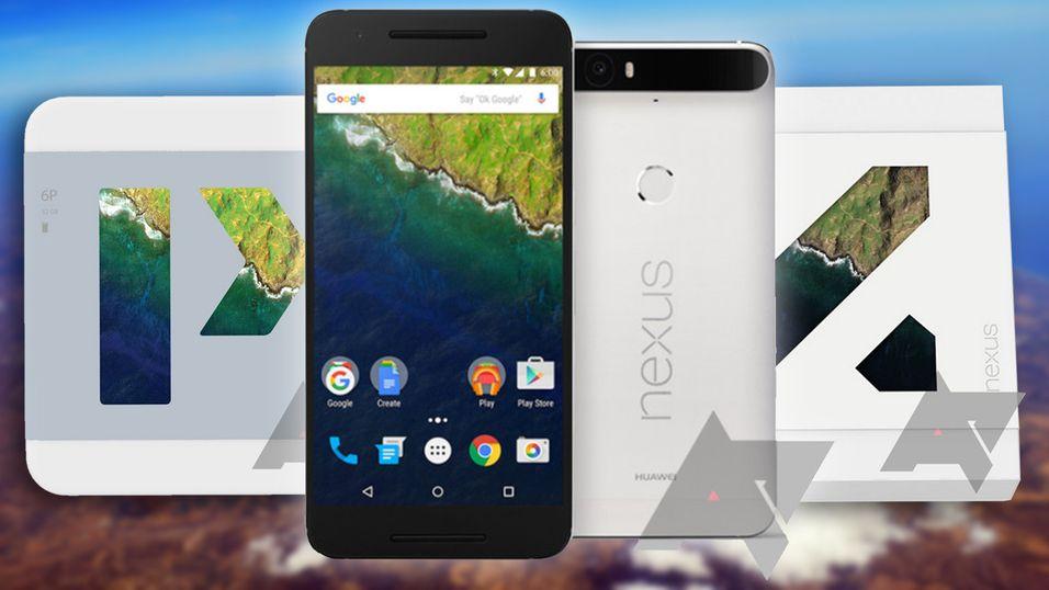 Hvis disse eskene er ekte avslører de navnene på de to neste Nexus-modellene