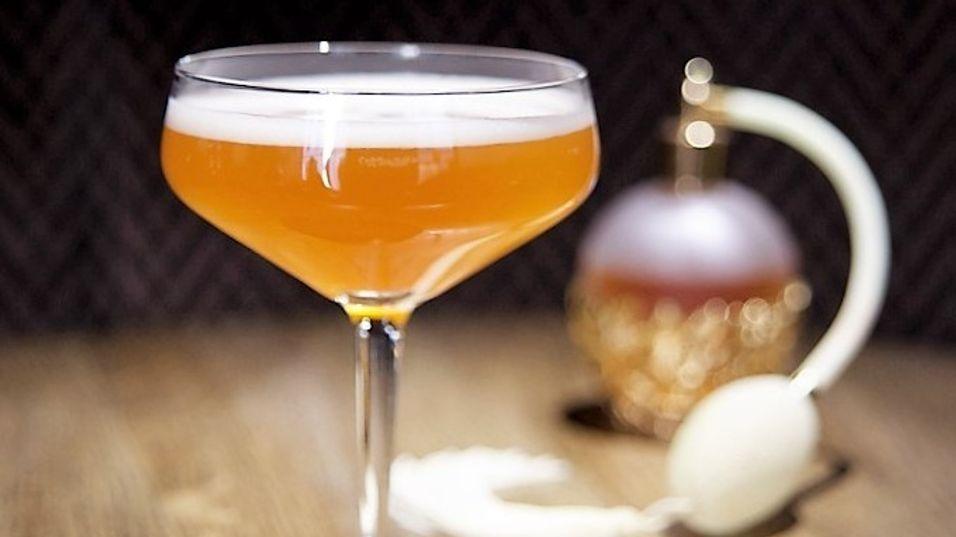 UKENS DRINK: Te med noe godt i passer perfekt nå