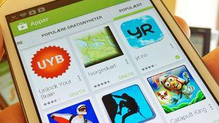 Google Play er en av mange appbutikker som er i drift i dag.