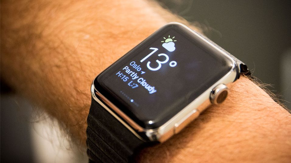 Apple Watch dominerer visstnok ennå på smartklokkemarkedet.