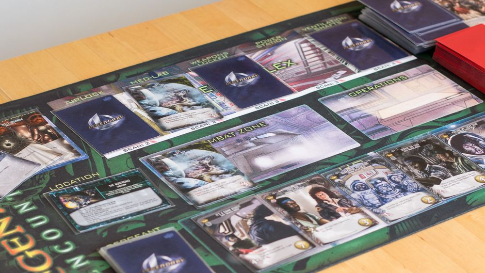 ANMELDELSE: Legendary Encounters: An Alien Deck-Building Game