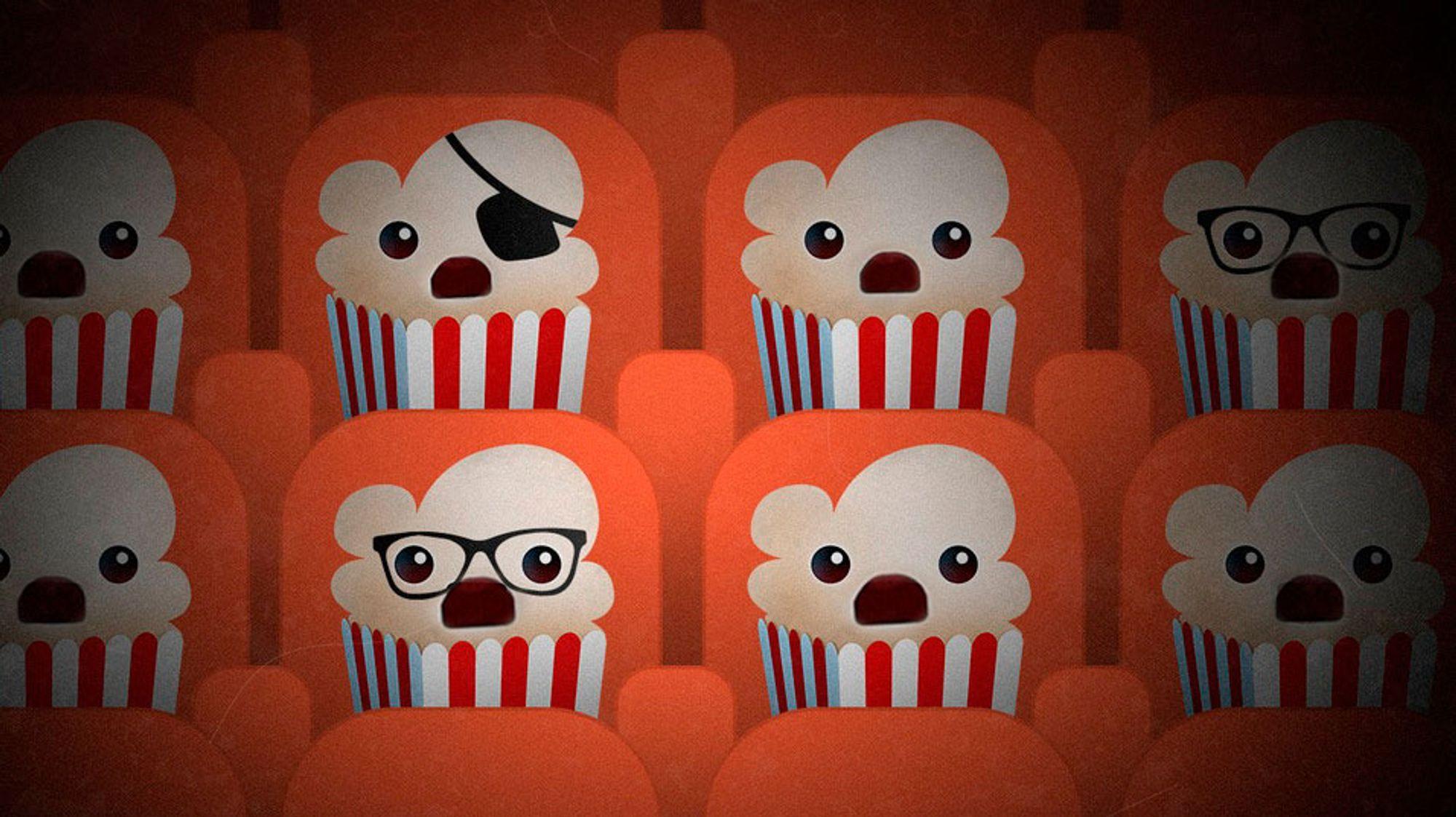 Originale Popcorn Time er offisielt tilbake