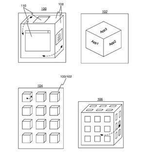 Illustrasjoner fra patentsøknaden. .