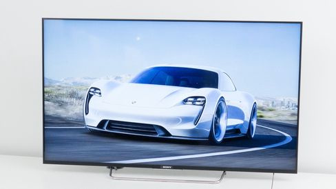 Sony KDL-55W805C er fortsatt en meget habil TV.