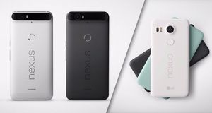 Dette er Googles nye referansetelefoner for Android