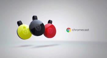 Her er Chromecast i oppgradert utgave