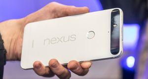Google / Huawei Nexus 6P Nå er ikke største Nexus for stor lenger