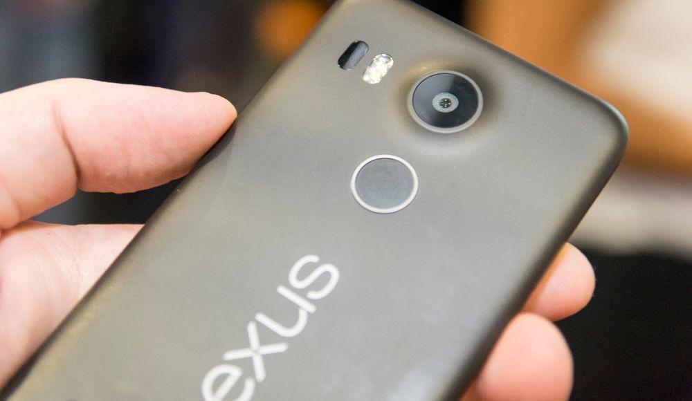 Som forrige utgave er Nexus 5X relativt ren og forsiktig i designen.