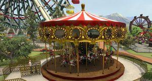 RollerCoaster Tycoon Worlds trøblete utvikling nærmer seg slutten