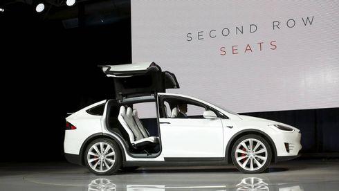 Nå kan hvem som helst bestille Model X