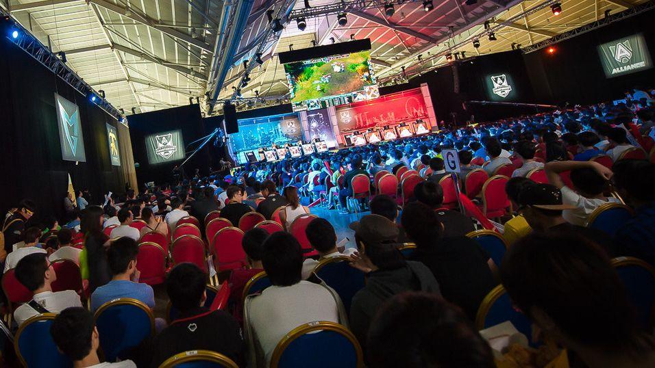 E-SPORT: Torsdag starter VM i League of Legends