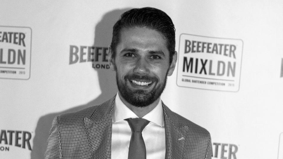BRANSJE: Slavomir fra The Thief er norsk Beefeater-vinner