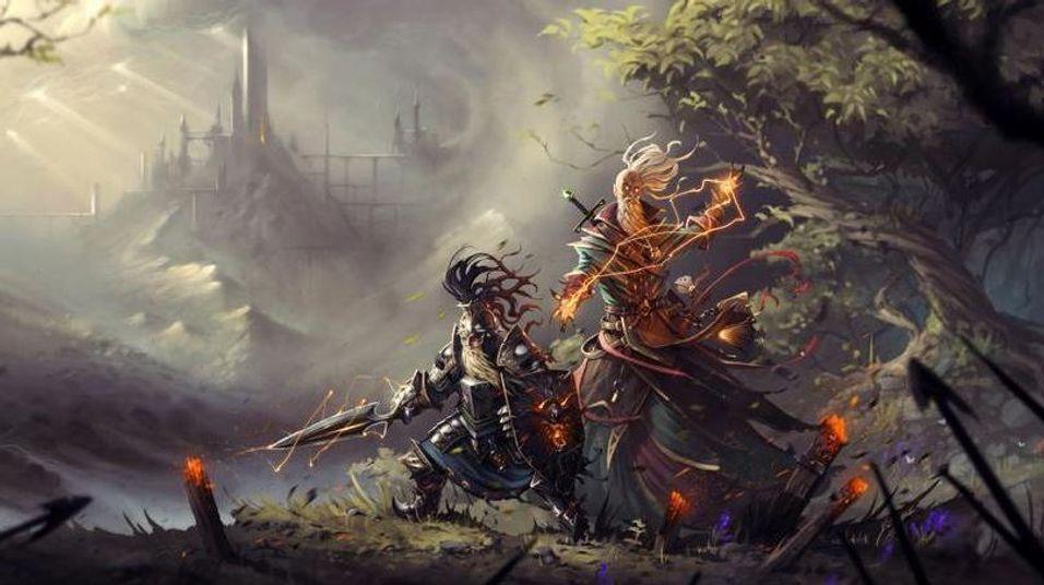 Divinity: Original Sin II firedoblet Kickstarter-målet
