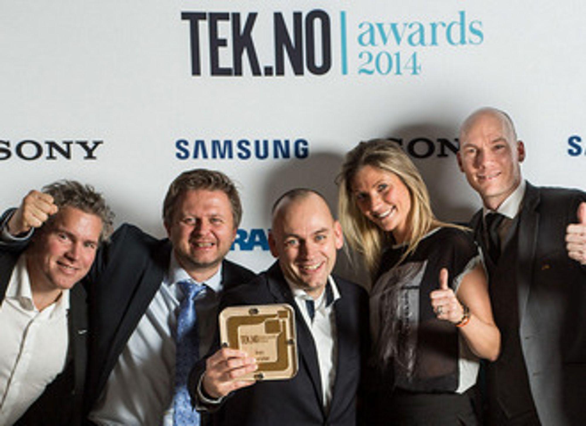 Tek-awards