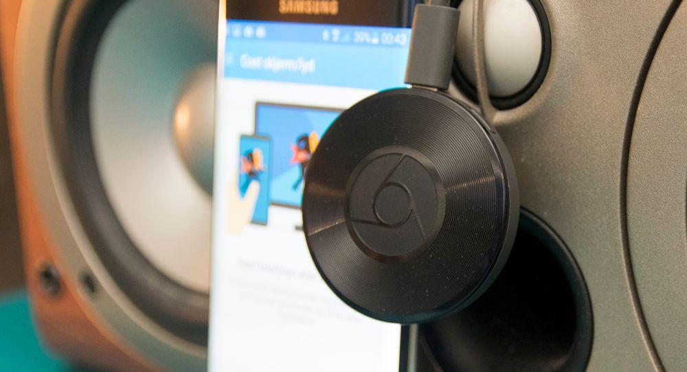Chromecast Audio kan være litt kranglete på nettverksutstyret du kobler den til, men ellers er den svært hendig og enkel å ha med å gjøre.