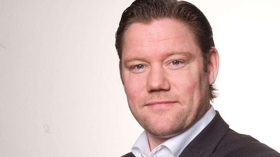 Sjef i Net1, Linus Jönsson, ønsker å ta andeler i det svenske bredbåndsmarkedet. Nå mener han Net1 er i posisjon til å gjøre nettopp det, takket være det han kaller landets beste 4G-nett.