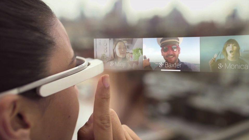 Googles smartbrille-patent byr på hologrammer og utvidet virkelighet