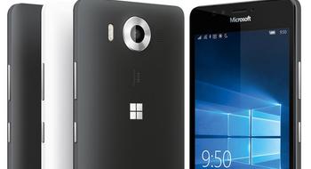 Her er den nye Lumia-toppmodellen i all sin prakt