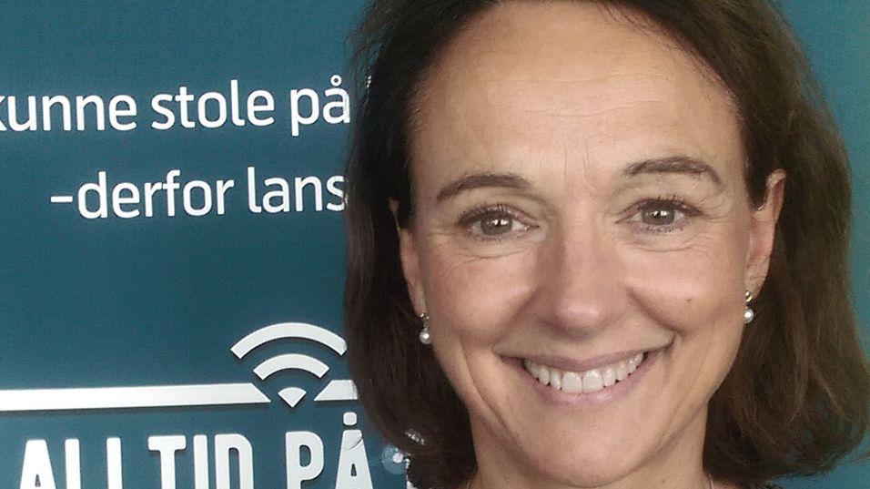– Telenor-kundene skal kunne stole på bredbåndet sitt. For oss er det avgjørende å levere et stabilt og godt bredbånd i hele landet, sier markedsdirektør Birgit Bjørnsen.