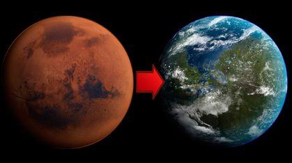 Elon Musk forklarer hvordan han vil bombe Mars