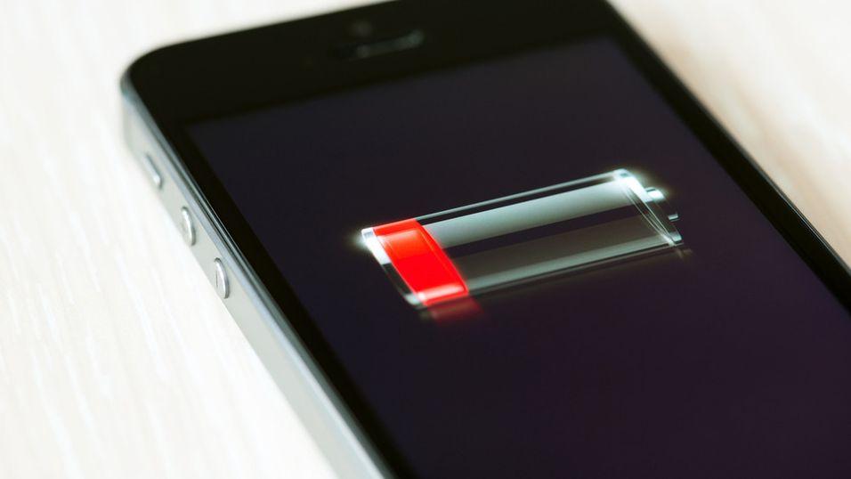 Ny teknologi skal øke batteritiden