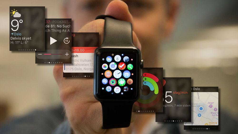 Vi hjelper deg å sette opp de mest nødvendige funksjonene i Apple Watch.
