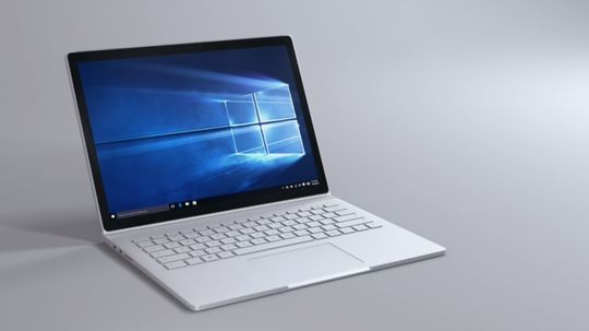 Slik ser Surface Book ut.