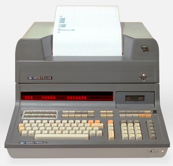 Det var en maskin som dette den første versjonen av Star Fleet ble laget for.