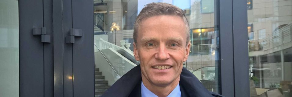 Nextgentel-sjef Eirik Lunde er en av aktørene som har solgt tjenester på Telenor-fiberen. Nå forsøker Nkom å klargjøre hvilke fibre han ikke får tilgang til.